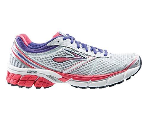 Brooks Aduro 2 Womens Zapatillas Para Correr - SS15 - 42.5 - grau / lila / pink