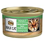 nutro max canned cat food - Nutro Max Cat Chicken Supreme Adult (24x3oz)