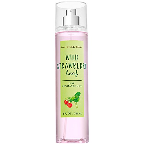 Bath and Body Works Wild Strawberry Fine Fragrance Mist 8 Fluid Ounce (2018 Edition) ()