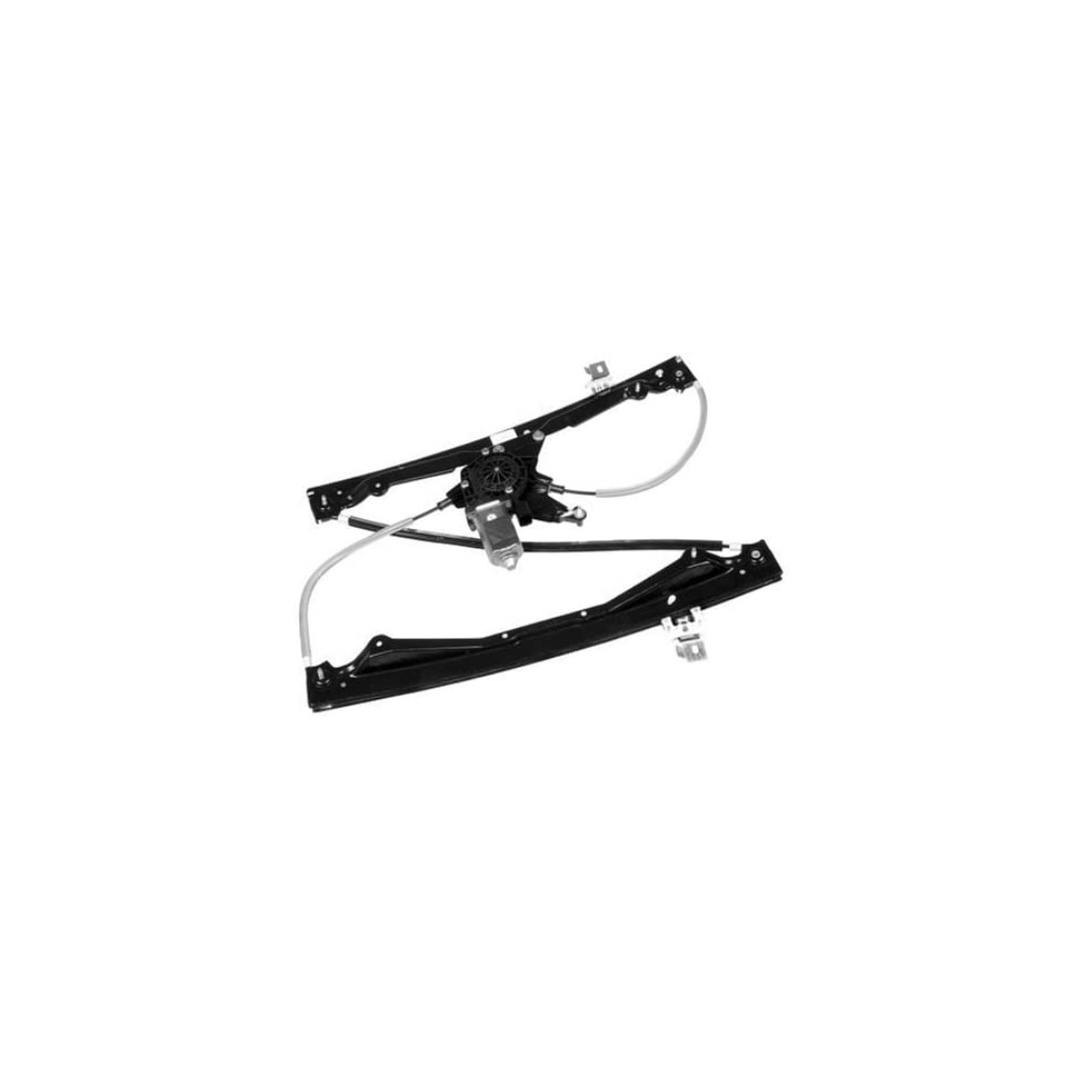 Dorman 741 813 Front Driver Side Replacement Power Window Regulator with Motor for Ford Explorer/Mercury Mountaineer