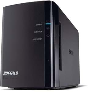 Buffalo LS-WX4.0TL/R1EU -Servidor NAS de 4000 GB, negro