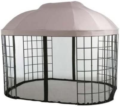Garden Winds Oval Dome Gazebo Replacement Canopy Top Cover