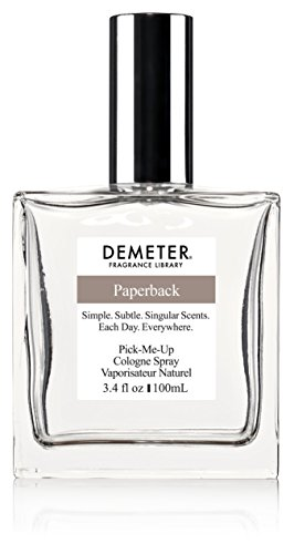 Demeter 3.4oz Cologne Spray - Paperback