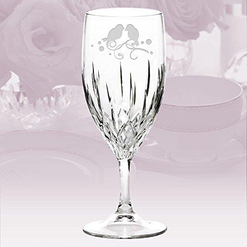 Personalized Vera Wang Wedgwood Fidelity Iced Beverage Glass