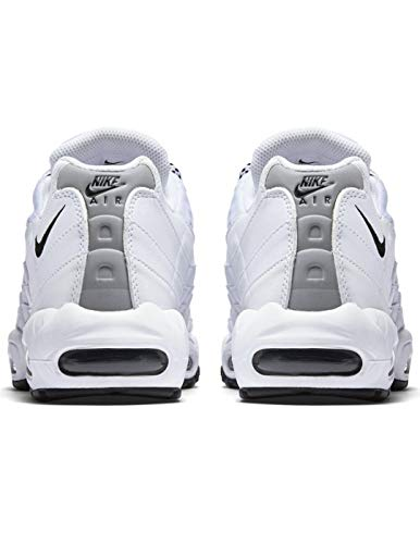 Black White Air Nike Max Laufschuhe Weiß Herren 95 wSxZvxq0