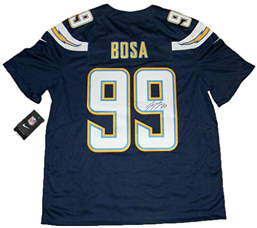 Joey Bosa Autographed Signed Memorabilia Los Angeles Chargers #99 Nike Limited Jersey - JSA Authentic ()