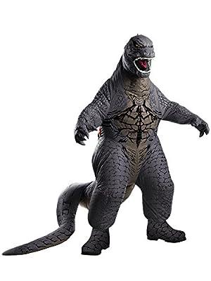 Adult Deluxe Inflatable Godzilla Costume