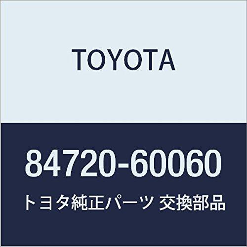 Toyota 84720-60060 Pattern Select Switch Assembly