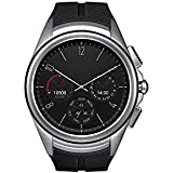 "LG Watch Urbane 2nd Edition Smartwatch, Display OLED 1.38"", 3G, Memoria Interna 4 GB, IP67, GPS, Bluetooth, Wi-Fi, NFC, Nero"