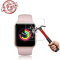 2 Pack Apple 38mm Watch Screen Protector (38mm Series...