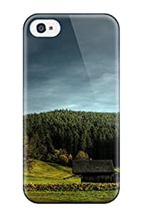 Premium Earth And Heaven Nature Other Back Cover Snap On Case For Iphone 4/4s