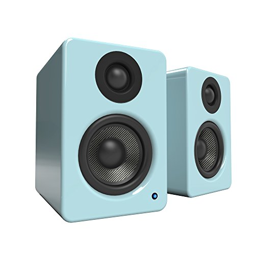 Speaker 8 Pcs Powered 8 - Kanto 2 Channel Powered PC Gaming Desktop Speakers – 3