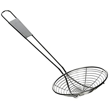 Charcoal Companion Stainless Deep Fry Skimmer, Small