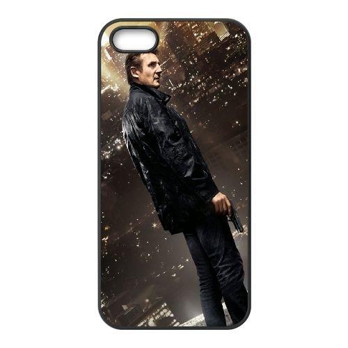 901 Taken 3 2015 Movie L coque iPhone 5 5S cellulaire cas coque de téléphone cas téléphone cellulaire noir couvercle EOKXLLNCD21196