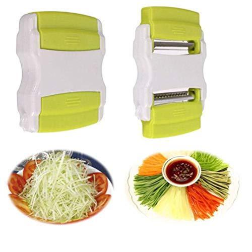 (Superior Vegetable Tools Carrotslicer Aid Guide Cutter Potato Carrot Peeler Fruit Slicer Shred Kitchen Zesters Cooking Gadget )