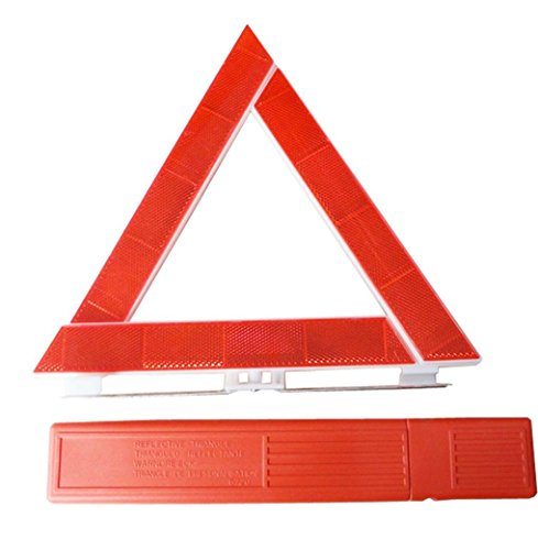 Iuhan Car Breakdown Emergency Reflective Road Warning Triangle and Safety - Photography Product Sunglasses