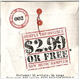 Simply Impossible New Music Sampler 002: Simply Impossible