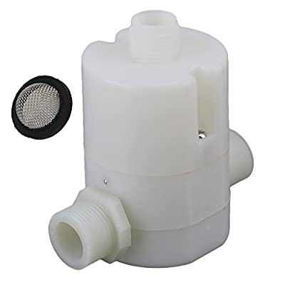 """Automatic Water Tank Water Float Ball Valve 3/4"""""""" Exterior Water Level Control Valve"""