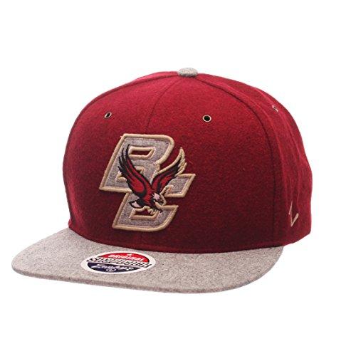 (ZHATS NCAA Boston College Eagles Adult Men's Executive Snapback Hat, Adjustable Size, Team)