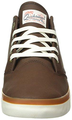 Sneakers Xccc Deluxe Shorebreak Brown Braun Herren Brown Brown Quiksilver tqxATH8w8