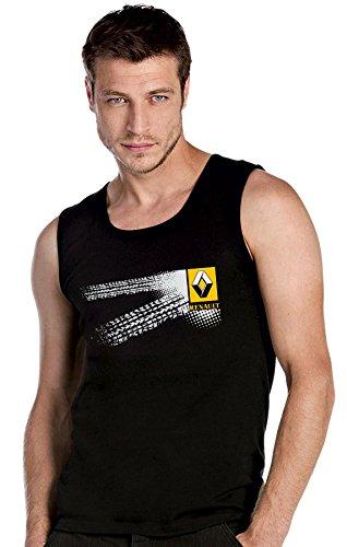 Renault Auto Logo car schwarz Top Tank T-Shirt -2616