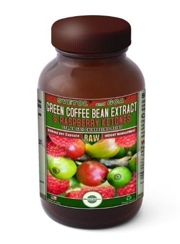 BSkinny Global Green Coffee Bean Extrait de cétones de framboises. 60 capsules