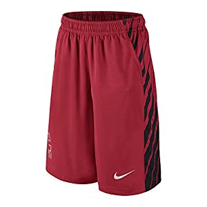 Nike Mens Elite Power Up Dri Fit Basketball Training Shorts