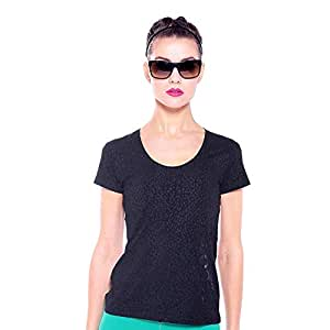 Pilot Athletic Black Sport Top For Women
