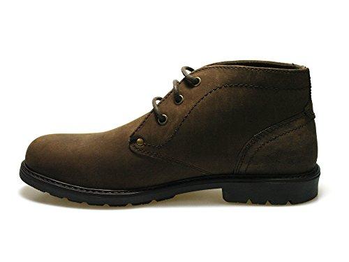 Red Tape Cregg Waxy braun Leder Herren Worker Boots