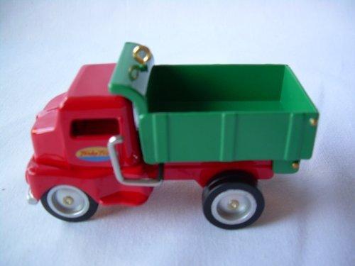 Hallmark Keepsake Ornament Tonka Dump Truck 2000