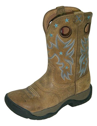 Twisted Bomber All Boots M Womens Western 11 X Around Cowboy WAB0004 wPRUrwq