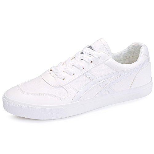 da uomo Scarpe marea da di scarpe tela scarpe WFL casual uomo bianca da tendenza scarpe scarpe bianche scarpe uomo estiva selvatici q6wgzSg