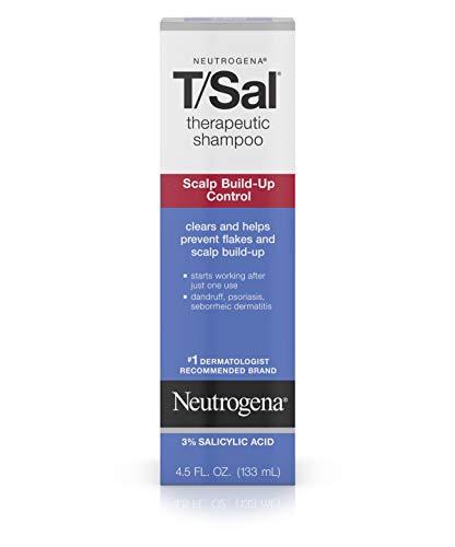 Neutrogena TSal Shampoo 4.5