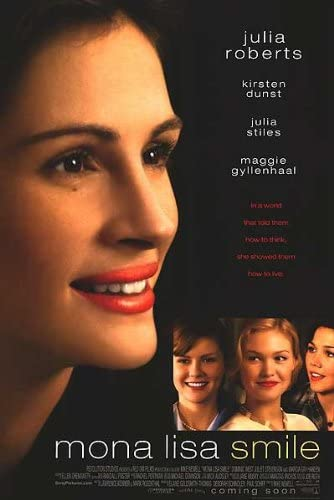 Mona Lisa Smile Authentic Original 27x40 Rolled Movie Poster At Amazon S Entertainment Collectibles Store