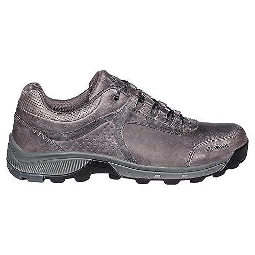 VAUDE Men's Tvl Comrus Leather, Chaussures de Randonnée Basses Homme