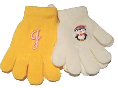 Two Pairs Magic Gloves for Children Ages 1-3 Years by Gita