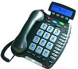 Sonic Bomb Premium Amplified Speakerphone withCall ID