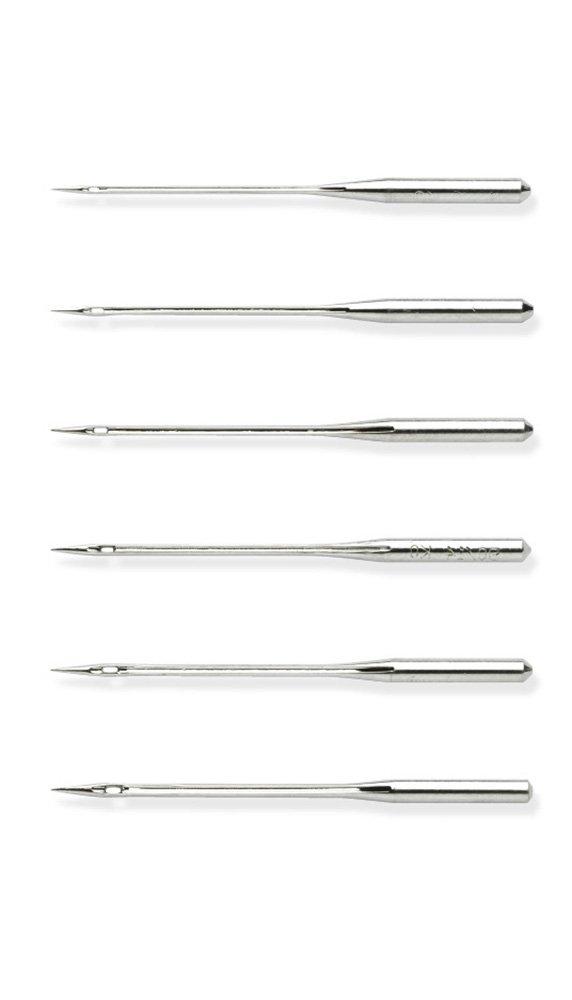 Milward Forbici Ricamo piatta gambo mm, 70 differenti aghi macchina da cucire 2141102