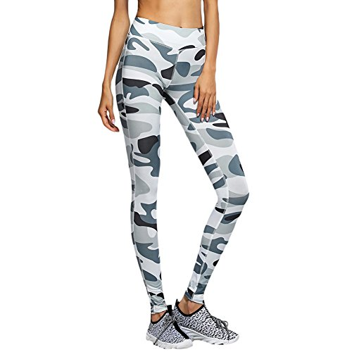 Fitness Leggings Camouflage Slimming Sportwear