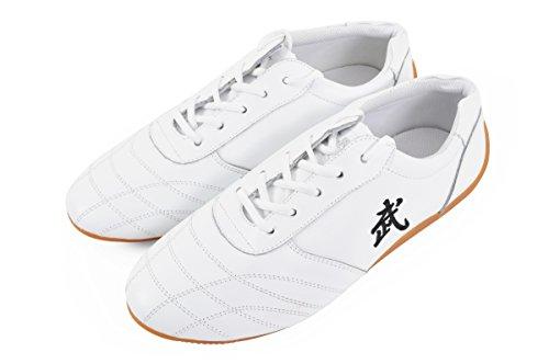 Zapatos Taolu Wu, blancos