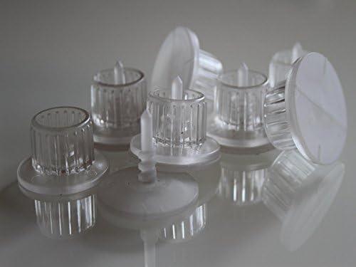 HaGa/® Folienklebeband Klebeband f/ür Gew/ächshausfolie Luftpolsterfolie 50m x 10cm