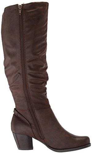 Baretraps Kvinners Bt Respect2 Riding Boot Mørk Brun