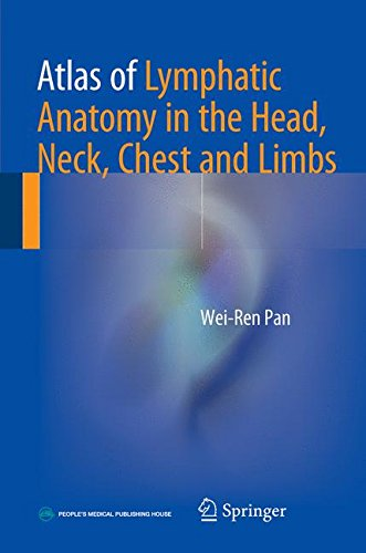 Lymphatic System Head And Neck - Atlas of Lymphatic Anatomy in the Head, Neck, Chest and Limbs