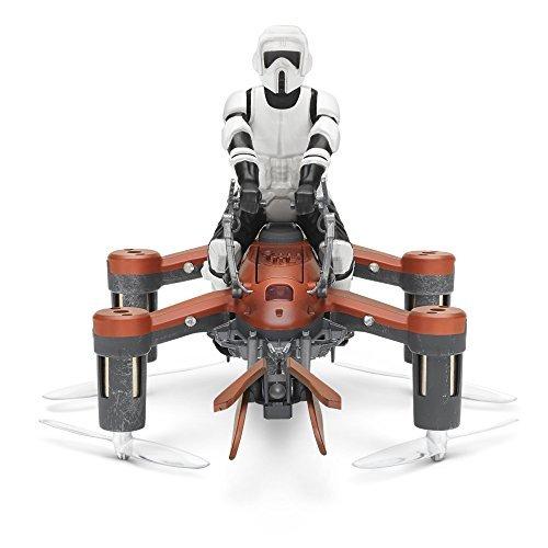 Propel SW-1983-CX Star Wars 74-Z Speeder Bike Battle Quadcopter Drone (1983 Quad)