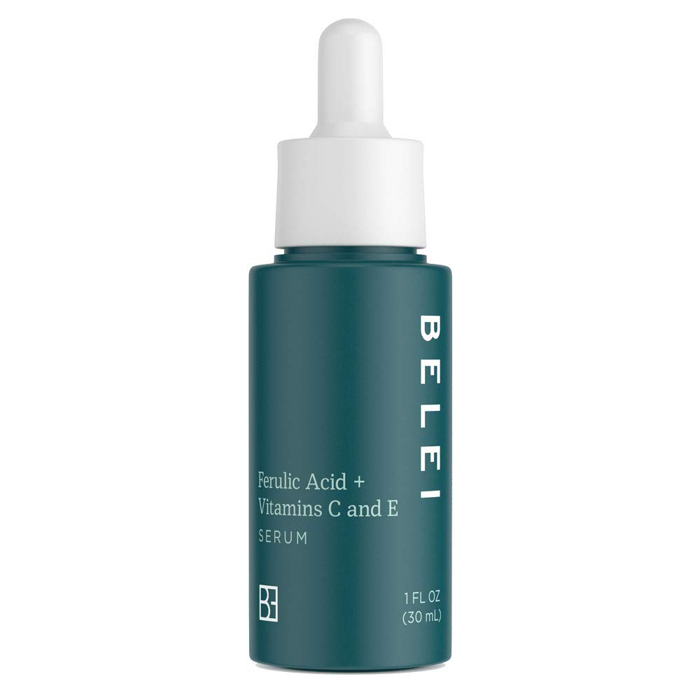 Belei Ferulic Acid + Vitamins C and E Serum, Fragrance Free, Paraben Free, 1 Fluid Ounce (30 mL)