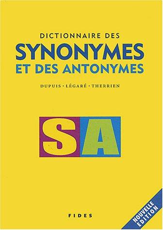 [R.e.a.d] SYNONYME & ANTONYME DICTIONARY [T.X.T]