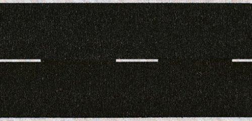 Ho Scale Roadway - Noch 60410 Flex Roadway Asphalt 2/  H0 Scale