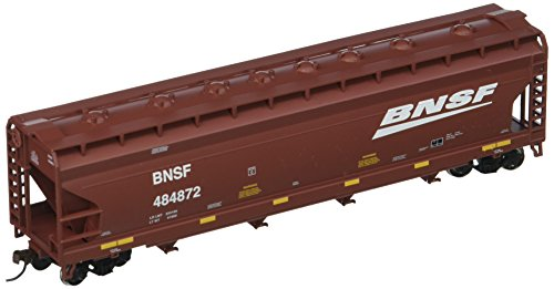 Bachmann Industries 56' ACF Center-Flow Hopper - BNSF (HO - Center Oakridge