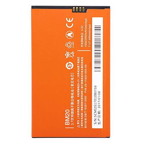 FidgetFidget Batería para Xiaomi Series BM45 Redmi Note 2 BN44 Redmi 5 Plus BM39 MI 6 Genuina