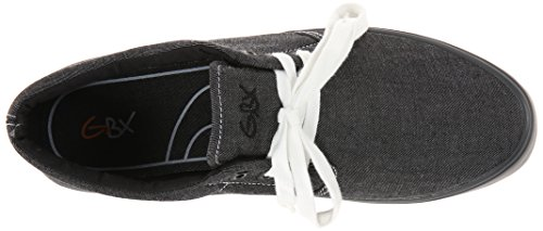 Gbx Mens Lowd 13739 Oxford Black Denim